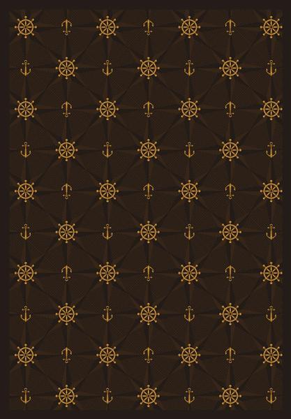 Joy Carpet Mariner's Tale - Chocoalte