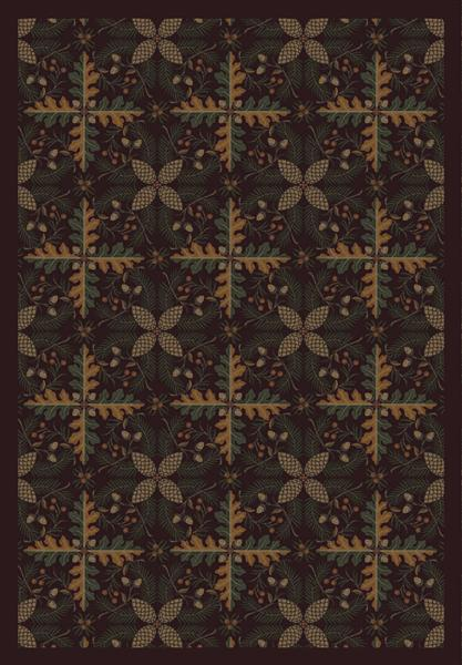 Joy Carpet Tahoe - Burgundy