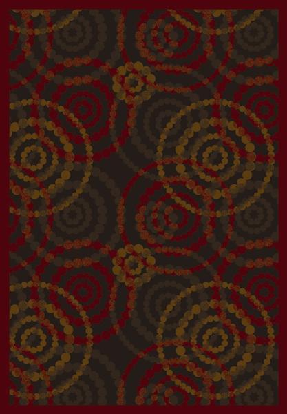 Joy Carpet Dottie - Warm Earth