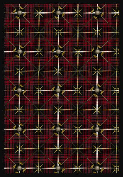 Joy Carpet Saint Andrews - Lumberjack Red