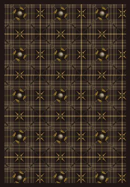 Joy Carpet Saint Andrews - Dark Brown