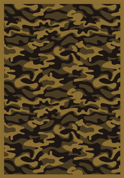 Joy Carpet Funky Camo - Desert