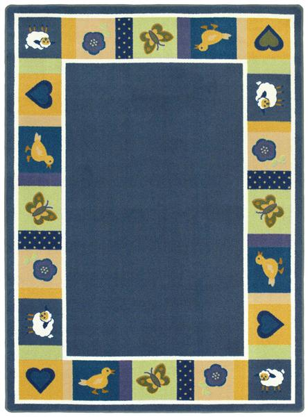 Joy Carpet Baby Blues - Bold 1537-1