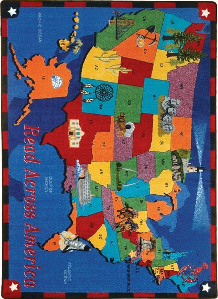 Joy Carpet Read Across America