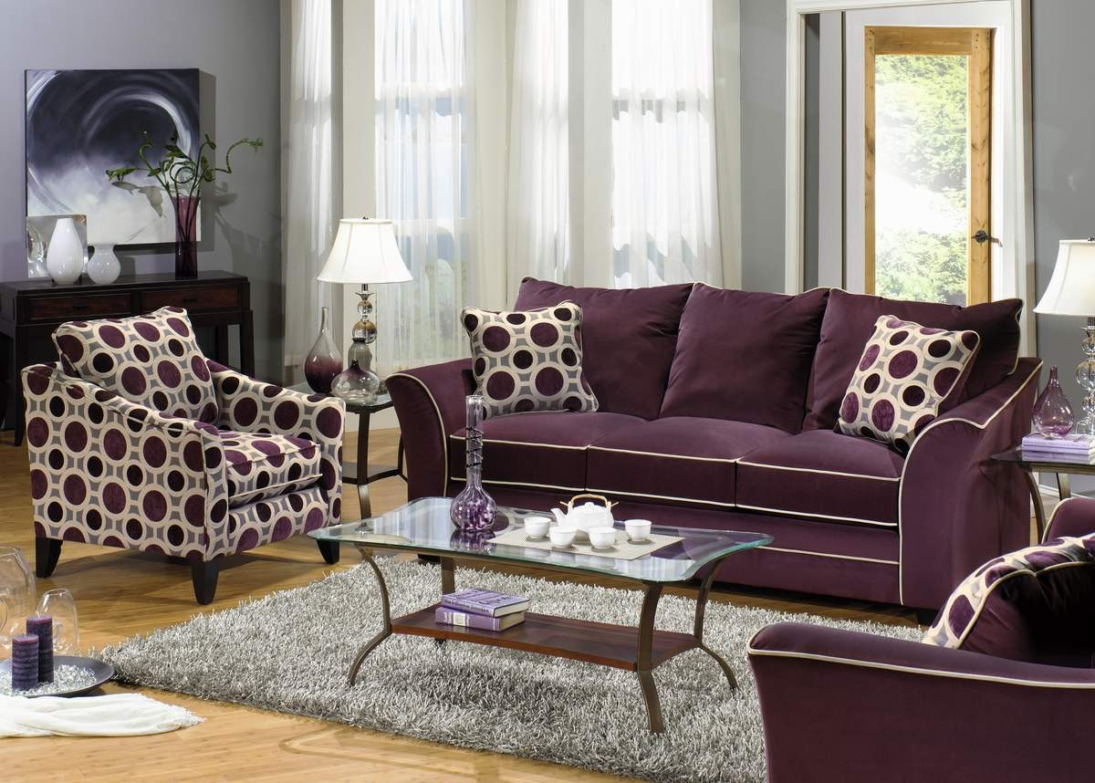 Elegant Jackson Horizon Sofa Set
