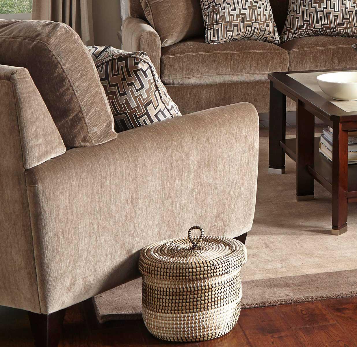 Jackson Mulholland Chair - Taupe