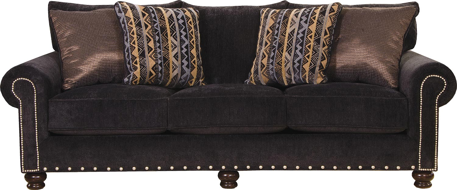 Jackson Avery Sofa Slate Jf 3261 03 Slate At Homelement Com