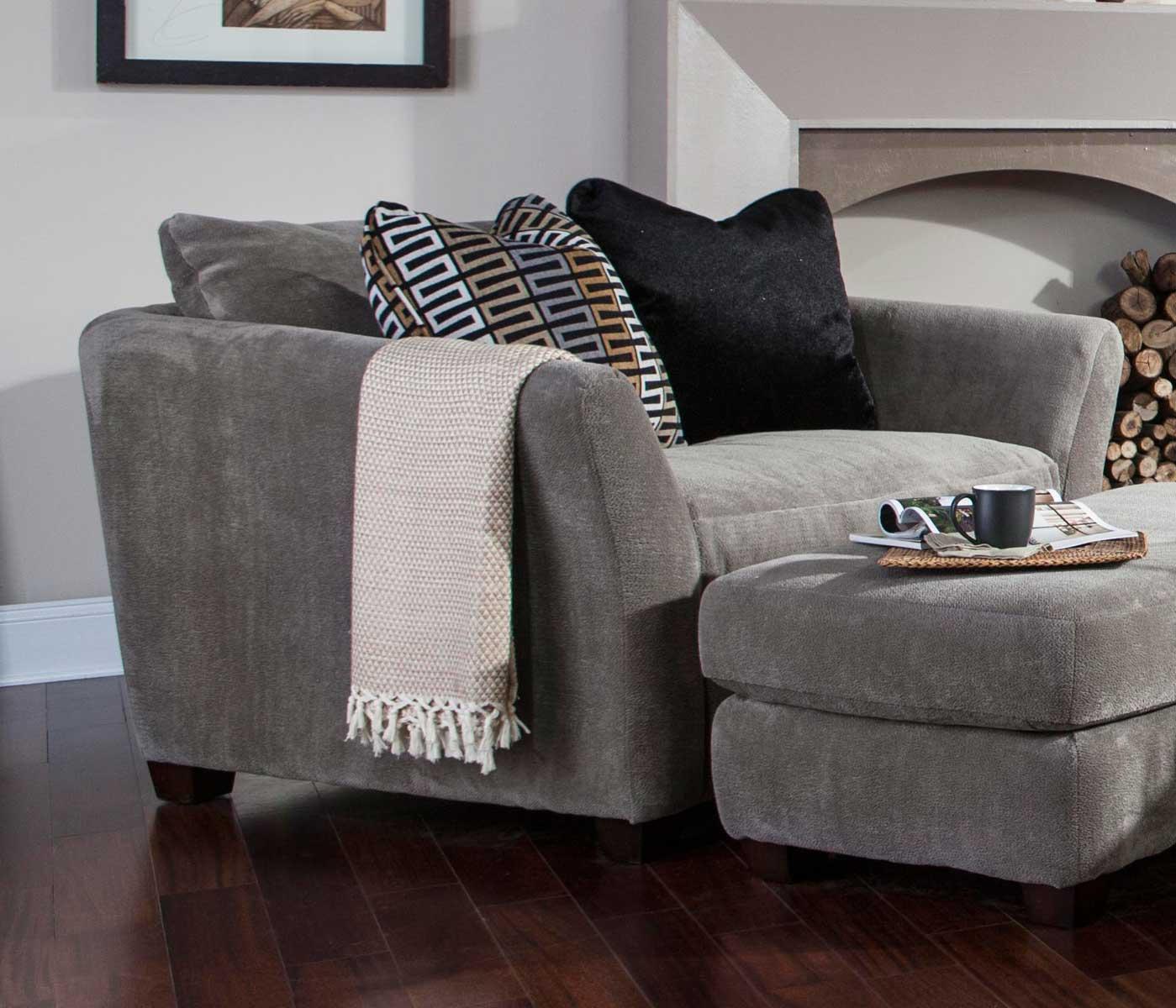 Jackson Brighton Chair and Half - Cobblestone