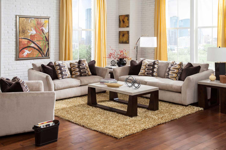 Jackson Brighton Sofa Set - Foam