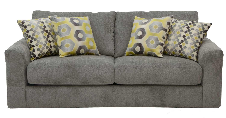 Jackson Sutton Sleeper Sofa - Cobblestone