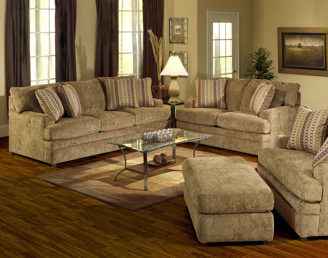 Cheap Jackson Glendale Sofa Set
