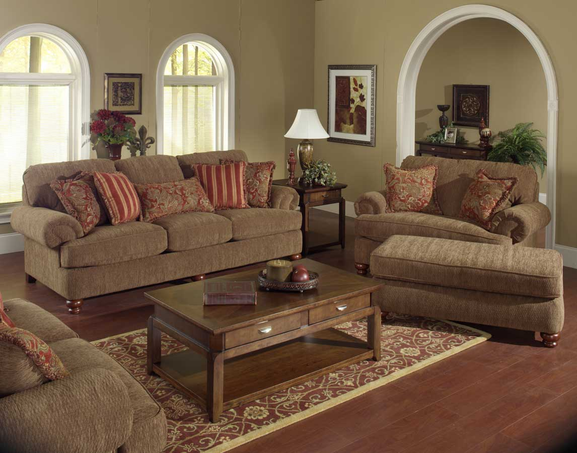 Jackson Belmont Sofa Jf 4347 03 At