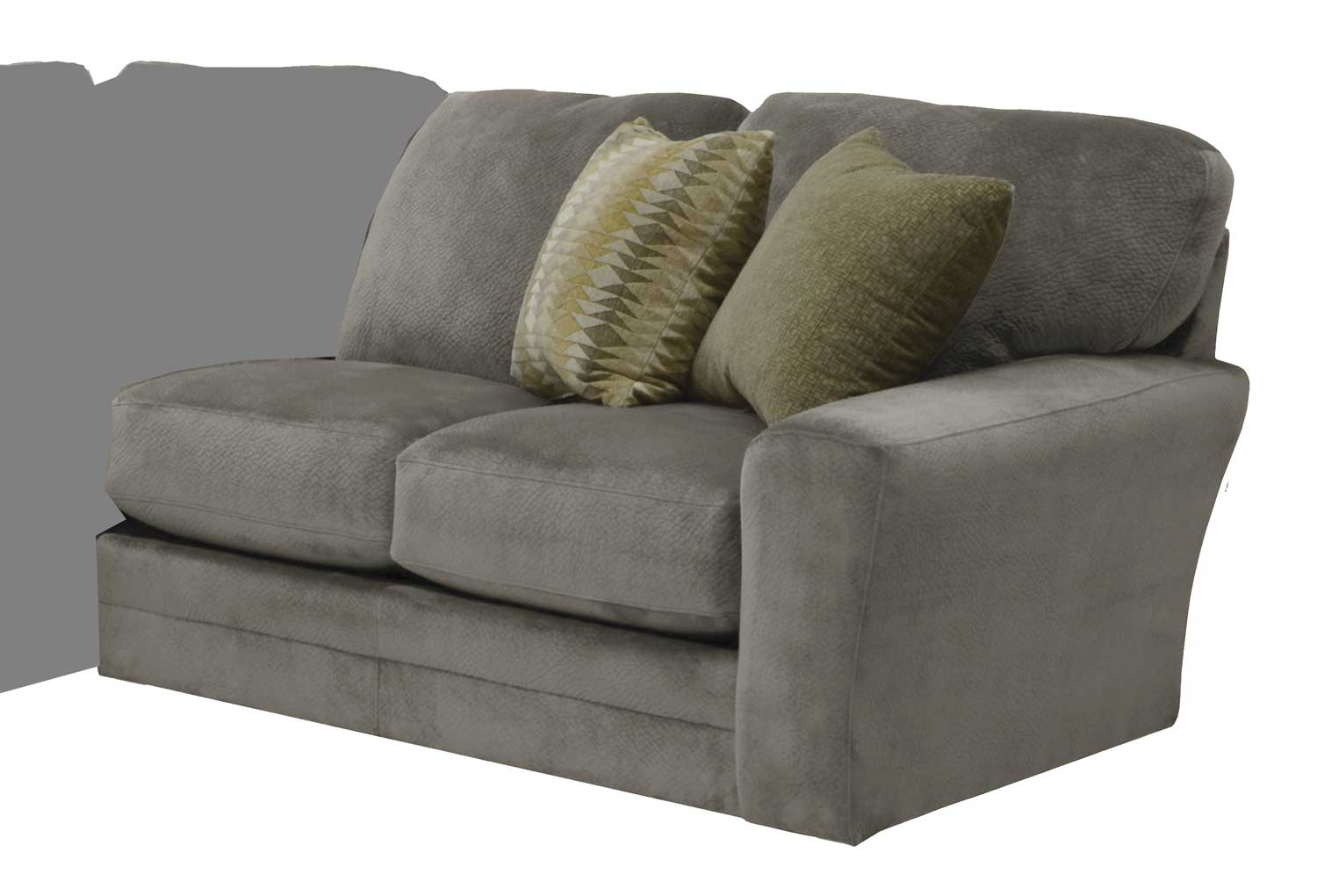 Catnapper Sectional Everest Jackson Furniture Everest Modular Sectional Sofa In Ivory Zoom