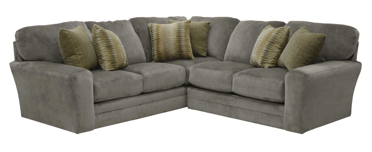 Jackson everest sectional sofa set a seal jf 4377 sect for Jackson furniture sectional sofa