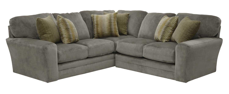 Jackson Everest Sectional Sofa Set A - Seal
