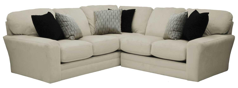 Outstanding Jackson Everest Sectional Sofa Set A Ivory Creativecarmelina Interior Chair Design Creativecarmelinacom