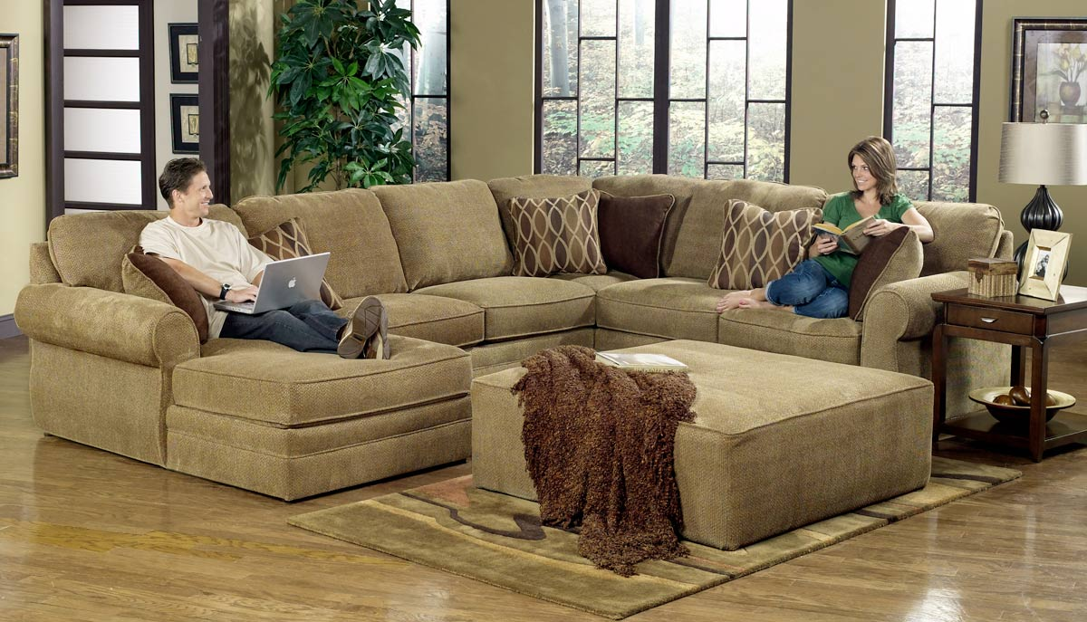 Magnitude Sectional Set - Jackson Furniture