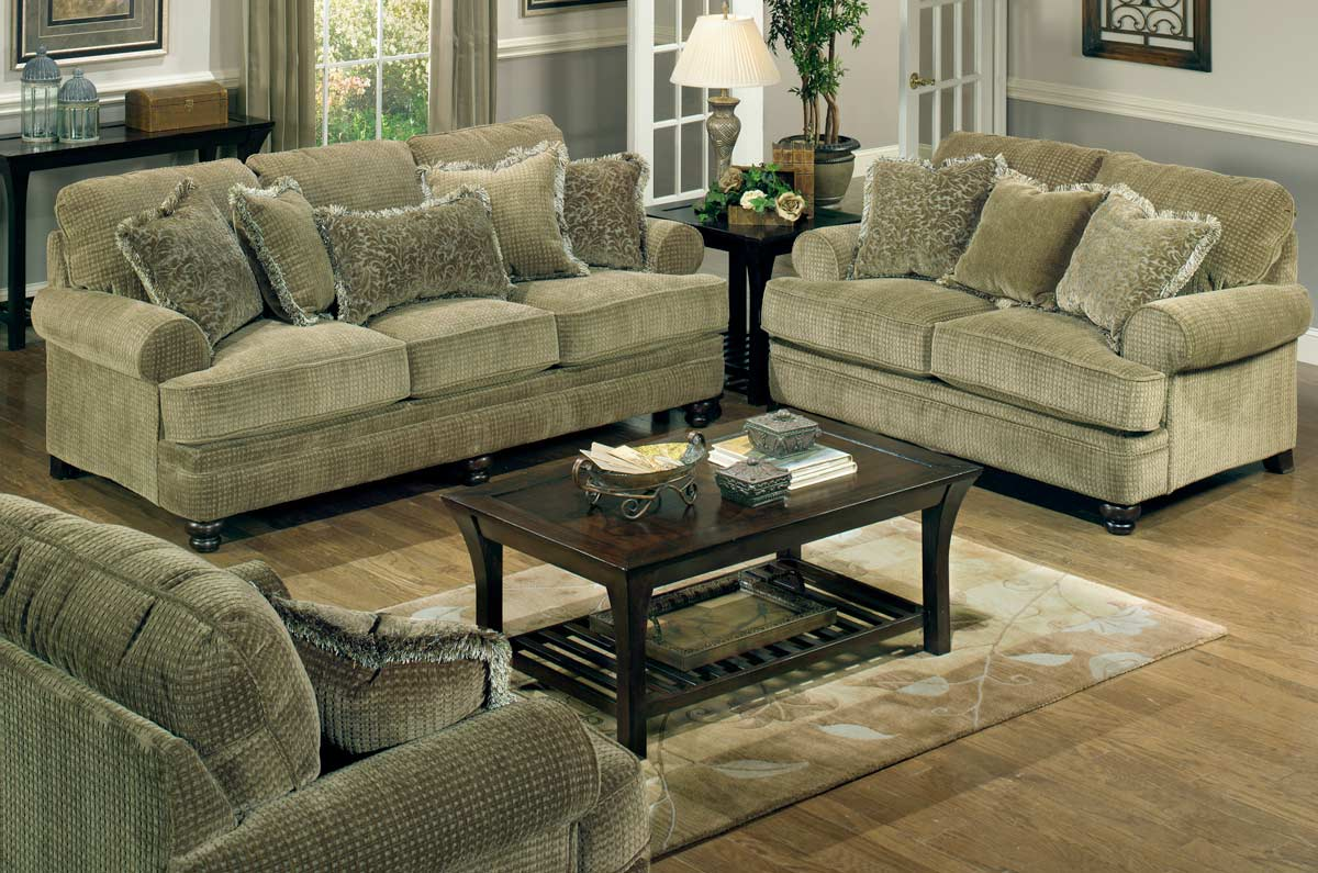 Jackson Dayton Living Room Set Furniture 4394 Dayton
