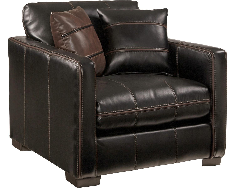 Jackson Tucker Chair - Black