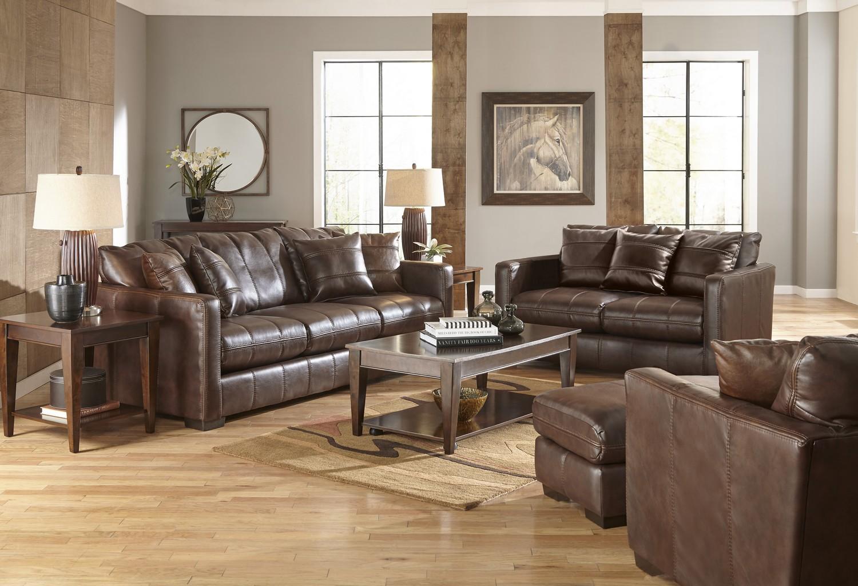 Jackson Tucker Sofa Set - Java
