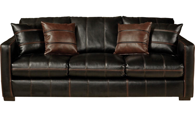 Jackson Tucker Sofa - Black