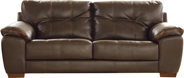 Jackson Hudson Sofa - Chocolate