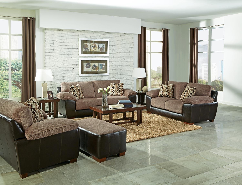 Jackson Pinson Sofa Set - Chateau
