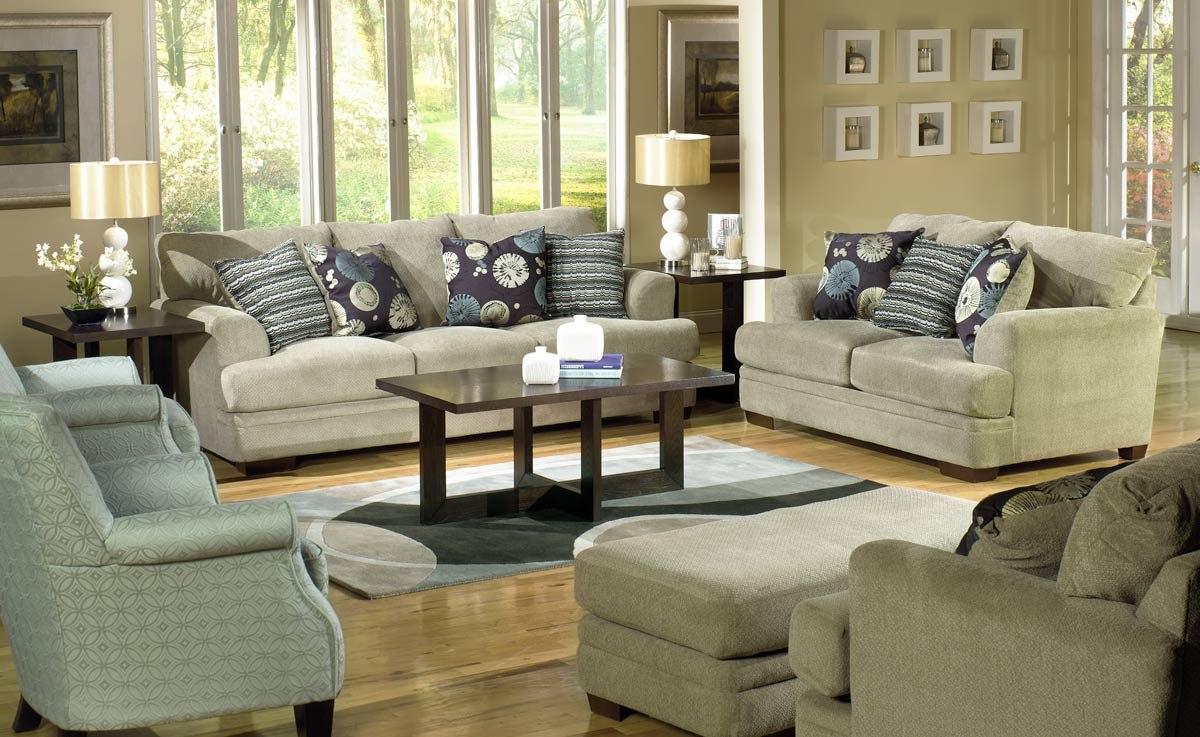 Jackson Pierce Living Room Set Furniture Jf 4402 Pierce