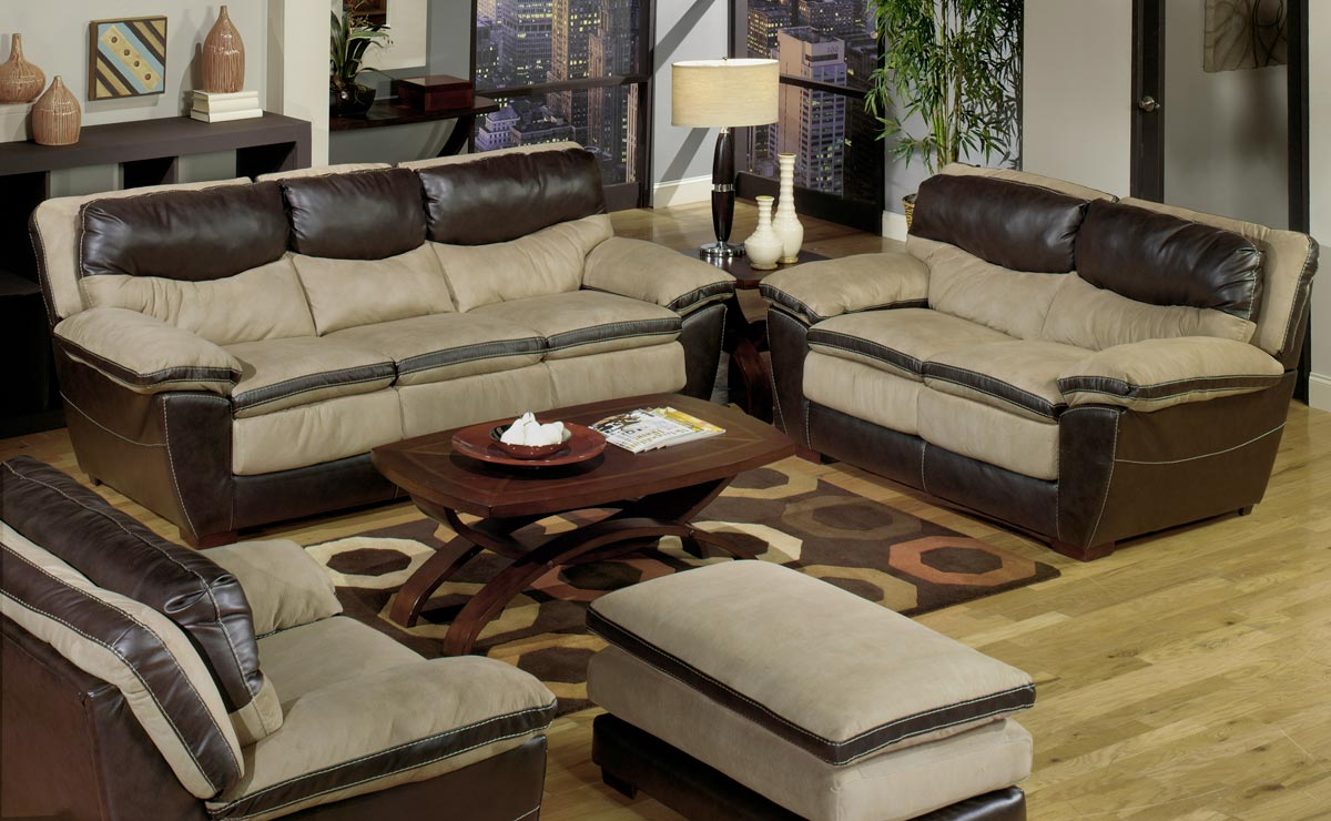 Jackson Adonis Living Room Set Furniture Jf 4406 Adonis