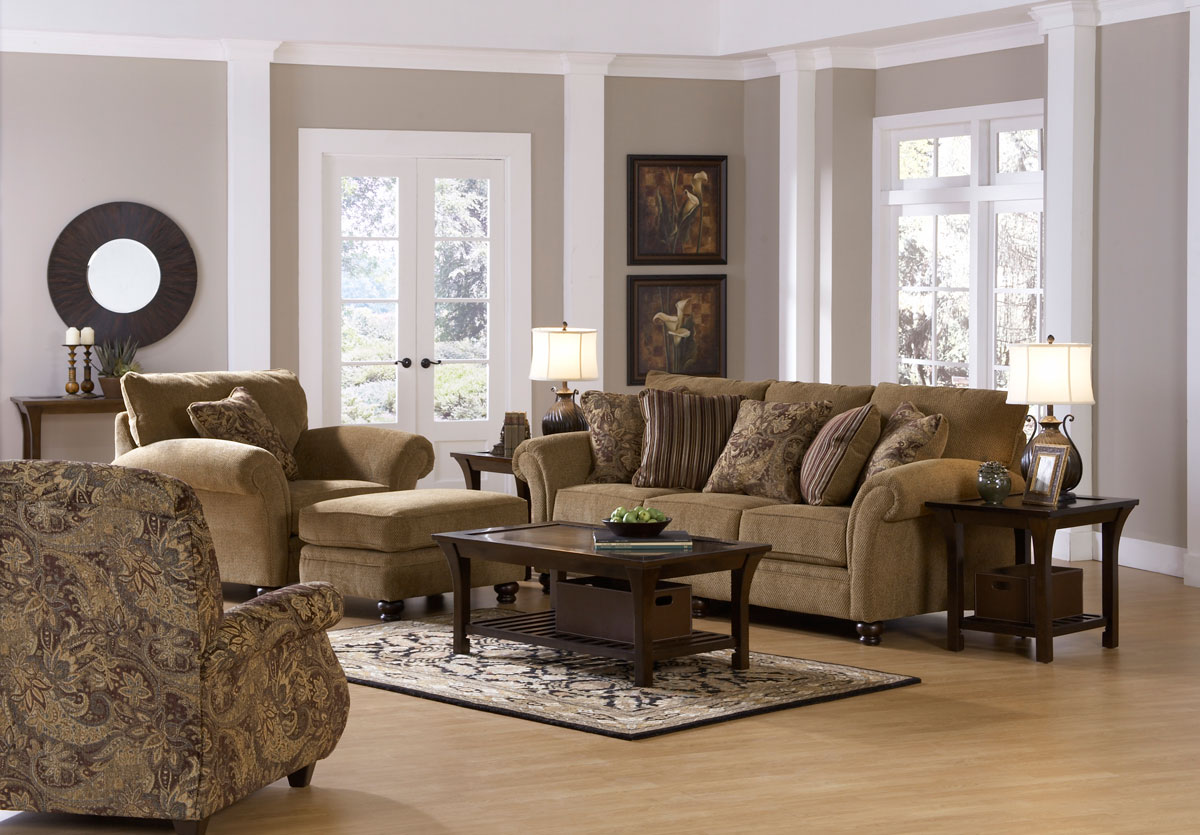 set burlap jackson jf sofa set living room sets beautiful living