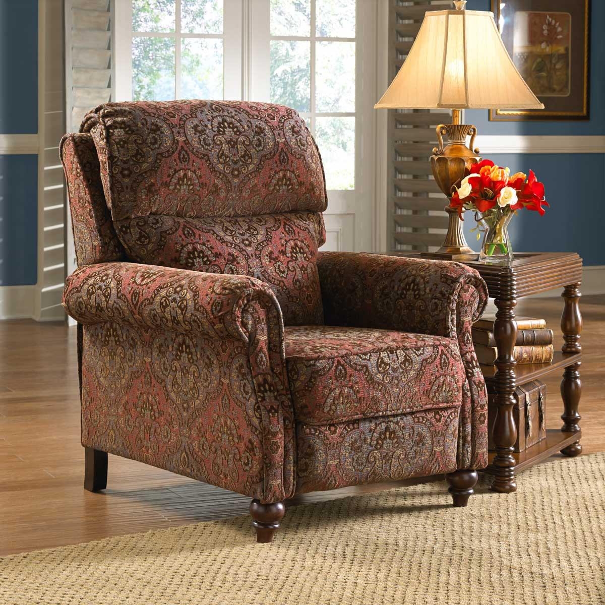 jackson brennan reclining chair