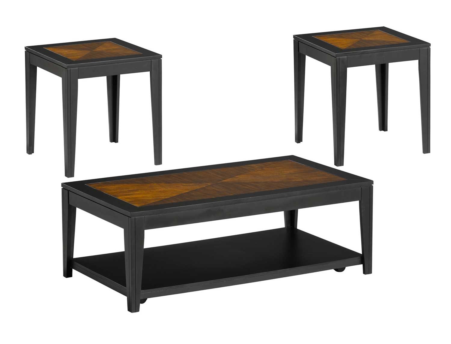 Jackson 874 Series 3 Pack Tables Includes 1 Sofa and 2 End Tables