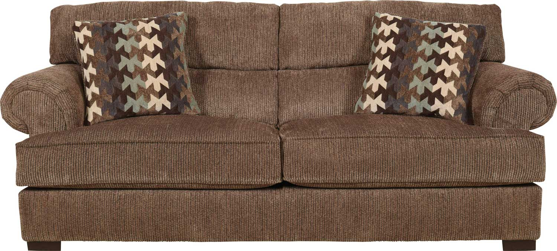 Hayden sofa bark smoke