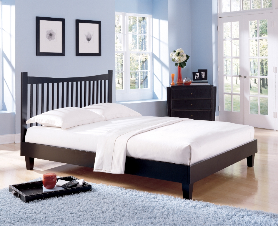 Fashion Bed Group Jakarta Bed in Black