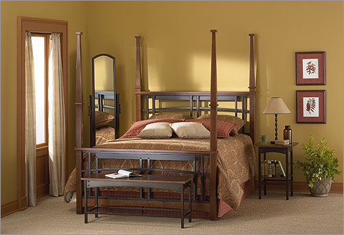 Fashion Bed Group Jasper Mirror