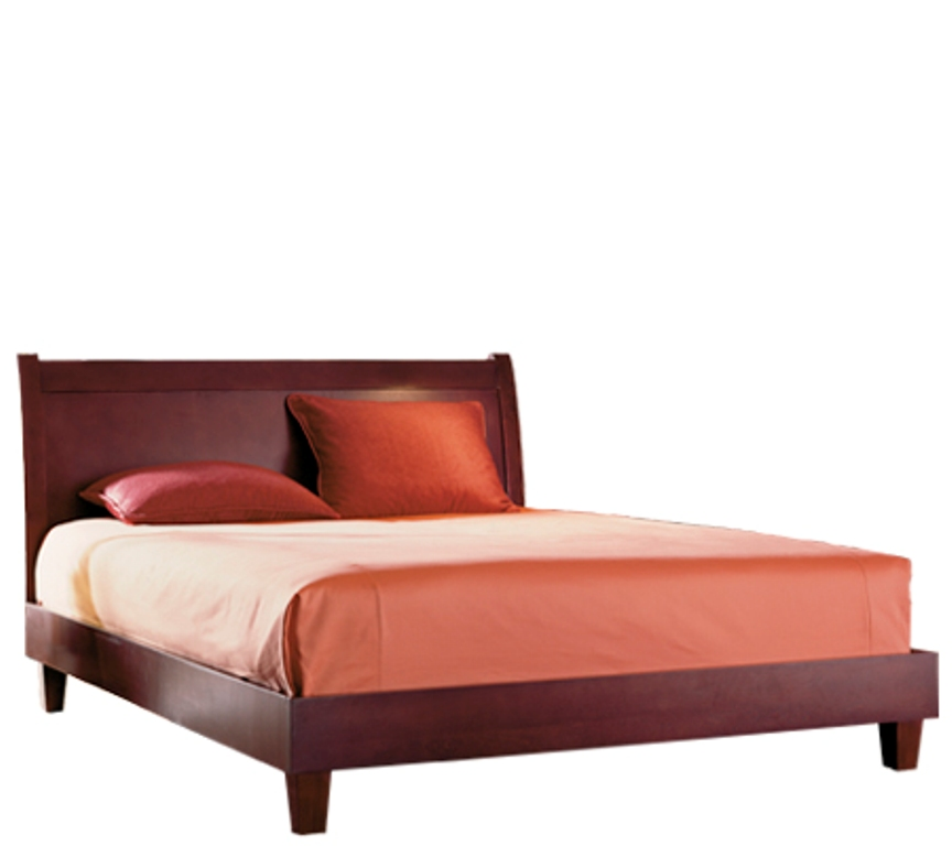 Fashion Bed Group Java Bed in Mahogany