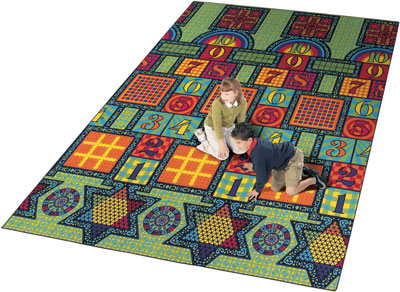 Joy Carpet Joy Games Rug