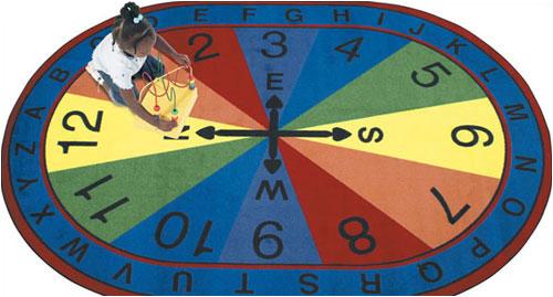 Joy Carpet Compass Rug