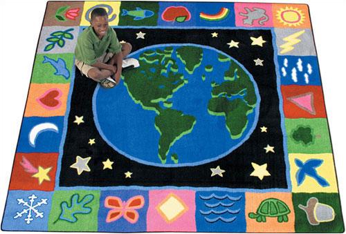 Joy Carpet Earthworks Rug