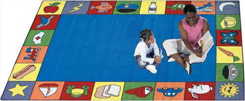 Joy Carpet Jump Start Rug