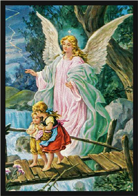 Joy Carpet Guardian Angel Rug