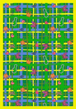 Joy Carpet My Little Princess Rug - Green