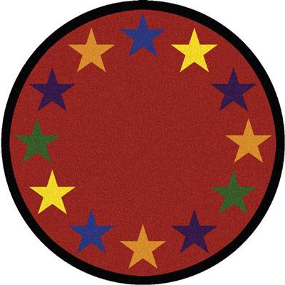Joy Carpet Star Space Rug