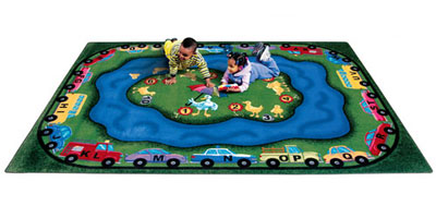 Joy Carpet Puddleducks Rug