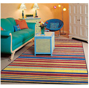 Joy Carpet Latitude Rug - Aztec