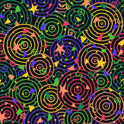 Joy Carpet Twilight Zone Rug 40