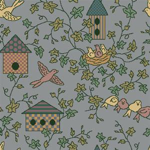 Joy Carpet Sweet Tweet Rug - Blue