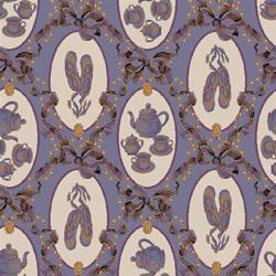 Joy Carpet Ribbons and Bows Rug - Blue