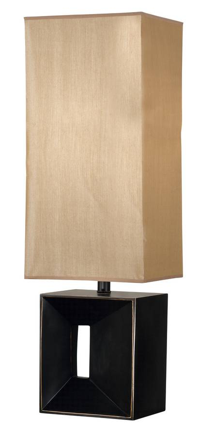 Kenroy Home Niche Table Lamp - Oil Rubbed Bronze 03305AMB