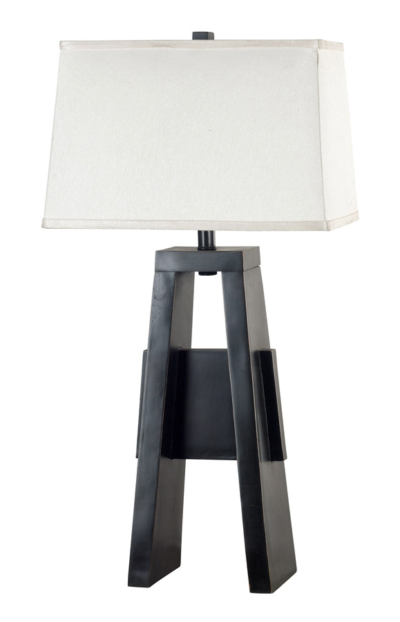 Franco 1 Light Table Lamp - Kenroy Home